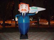 Надувные зазывалы Inflatable dancers с возможностью рассрочки из г. Киев