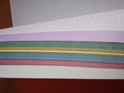 Тетрадь на пружине ф.а4 на 100 листов с цветными страницами Донецк