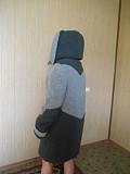 Курточка тёплая(шерсть+синтепон)р-р 50 из г. Ромны