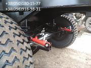 Прицеп тракторный Нтс -12 с гидравлическим стояночным тормозом. Запоріжжя