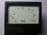 Омметр щитовой М419 доставка из г.Запорожье