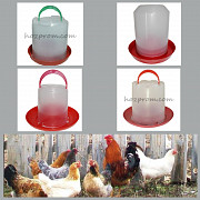 Вакуумна пластикова напувалка для птиці Харьков