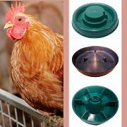 Поїлки і годівниці для домашньої птиці від українського виробника Харьков