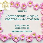 Полный финансовый отчет ИП / Ооо под ключ из г. Харьков