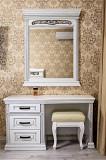 Классический туалетный столик Нино с зеркалом массив дуба из г. Киев