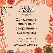 Юридическая помощь по вопросам наследства из г. Харьков
