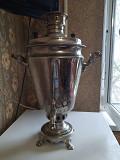 Самовар, старинный на углях на 5 литров, Харьков