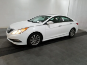 Hyundai Sonata 2014 – стиль и мощь за 8 500$ Киев