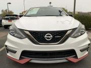 Nissan Sentra Nismo 2017 – заряженный красавчик за 8 560$ Киев
