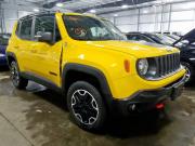Jeep Renegade trailhawk 2017 – военный, современный джип! Киев