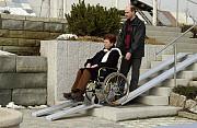 Пандуси для Інвалідних Візків Кривой Рог