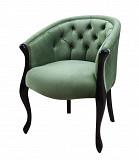 Кресло Мэри Прованс стиль на фигурных деревянных ножках из г. Киев