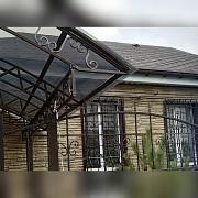 Отделка стен фасада административных и жилых зданий из г. Горловка
