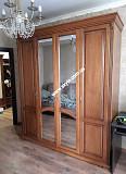 Гардеробный шкаф для одежды Дея массив дуба из г. Киев