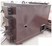 Котел воздушного отопления Kfv-100 мощностью 100 квт. из г. Кременчуг