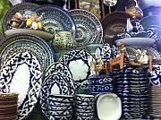Узбекская керамика «шах » із м. Київ