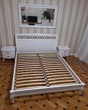 Двуспальная кровать Ажур с резьбой из г. Киев