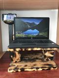 Дерев'яна підставка для ноутбука Львов