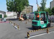 Навчання на водія навантажувача Львов