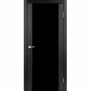 Міжкімнатні Двері з Чорним Склом Кривой Рог
