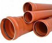 Трубы ПВХ для наружной канализации из г. Киев