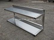 Полка кухонная двухъярусная ПК-2 1000х300х450 из г. Запорожье
