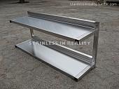 Полка кухонная двухъярусная ПК-2 1000х300х450