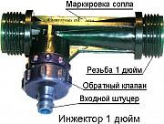 Инжекторы (струйные насосы) Донецк