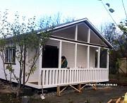 Дачные домики.Для проживания летом и зимой. Киев