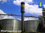 Водонапорные башни. Изготовление и производство водонапорных башен Новомосковск