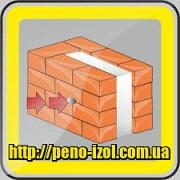 Утепляем дома путем заполнения стеновых пустот пеноизолом Житомир