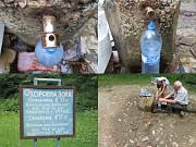Минеральная вода Плосковская углекислая, гидрокарбонатно-натриевая Киев