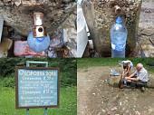 Минеральная вода Плосковская углекислая, гидрокарбонатно-натриевая