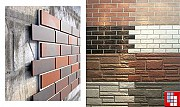 Фасадные панели (литьевые) и отделочные элименты. доставка из г.Горловка
