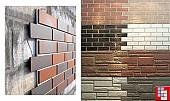 Фасадные панели (литьевые) и отделочные элименты.