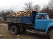 Дрова дубові для котлів, бань на шашлик продаж в Луцьку