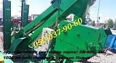 Зернометатель ЗМ-100С с увеличенной высотой загрузки,Зернометатели (ме