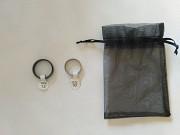 Кольцо 2 шт+мешочек из г. Борисполь