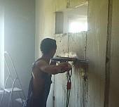 Алмазная резка проемов,стен.Демонтаж.Сверление отверстий в Харькове.