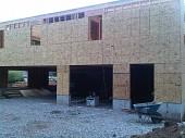 Строительство домов, складов, хранилищ, офисных помещений.