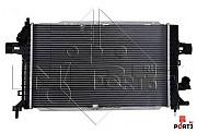 Опель Зафира 2000.2.0.Т.Д - Радиатор охлаждения из г. Киев