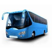 Автобус Стаханов - Алчевск - Луганск - Тверь - Санкт - Петербург. Луганск