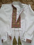 Продам вышиванку на мальчика в хорошем состоянии из г. Николаев