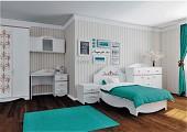 Мебель Николь для детской и подростковой комнаты