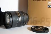 объектив Nikon AF-S DX Nikkor 16-85mm f/3.5-5.6G ED VR Николаев