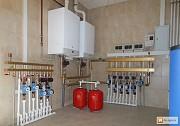 Монтаж отопления и водоснабжения Чернигов