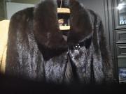Срочно продам шубу норковую новую(р-р 50-52) из г. Ромны