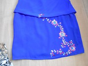 Платье нарядное из г. Ромны