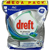 Dreft Platinum капсулы для посудомойки
