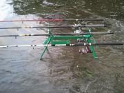 Подставка на 3-4 удилища, фидерного, поплавочного, донного (+ видео) из г. Киев